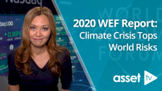 2020 WEF Report: Climate Crisis Tops World Risks