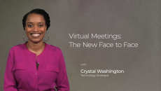 Virtual Meetings: The New Face to Face