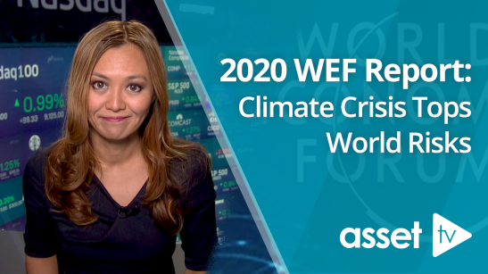 2020 WEF Report: Climate Crisis Tops World...
