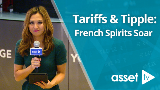 Tariffs & Tipple: French Spirits Soar